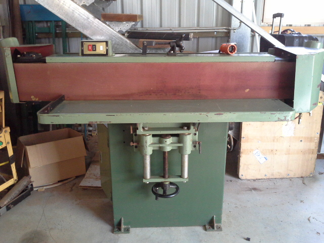 Industrial Wood Edge Sander (2nd Hand)