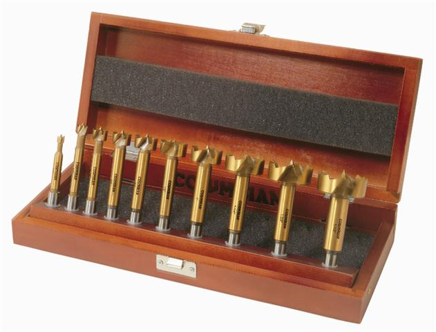 Forstner Bit Set -10 piece