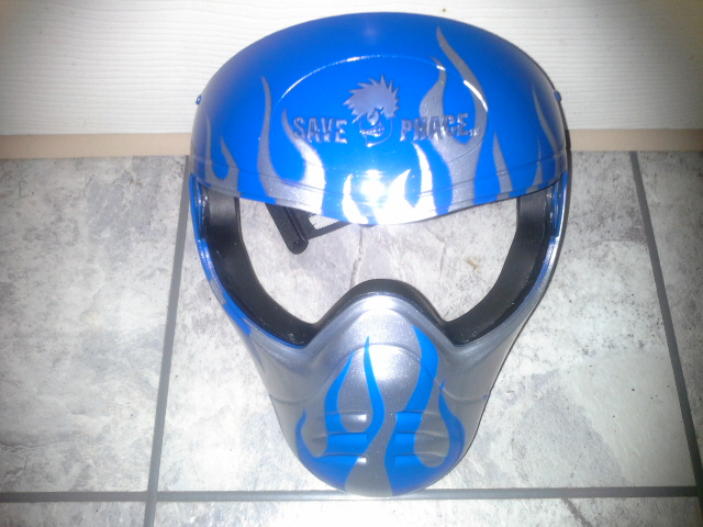 Save Phace Jet Ski Face Mask (Blue Angel)