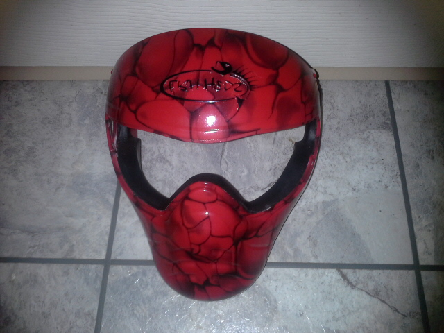 Save Phace Jet Ski Face Mask (Da Thang)