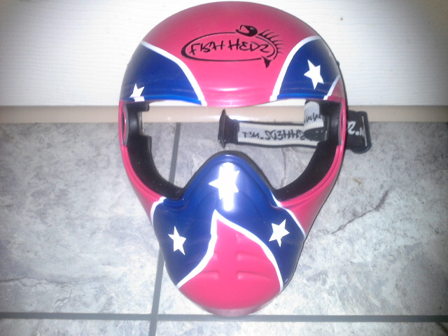 Save Phace Jet Ski Face Mask (Freedom)
