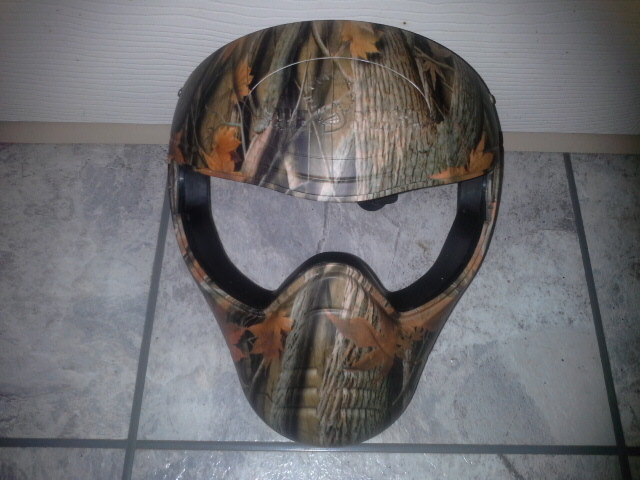 Save Phace Jet Ski Face Mask (Hed Hunter)