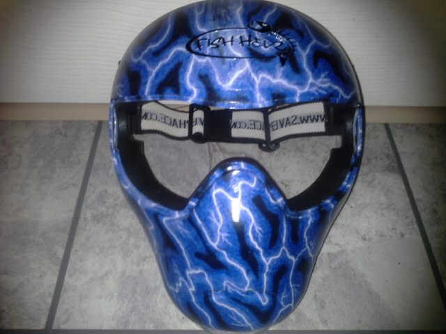 Save Phace Jet Ski Face Mask (Storm)