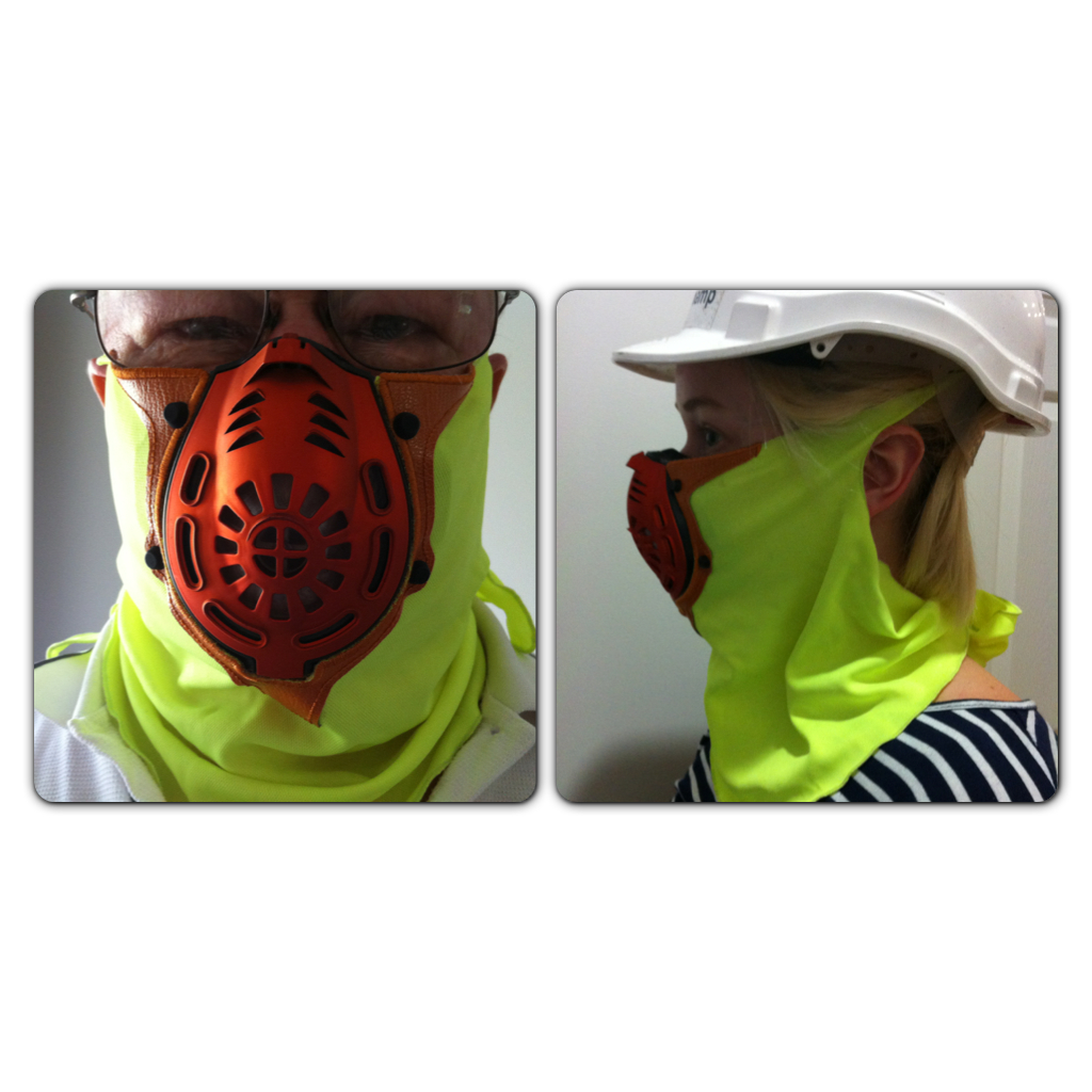 Cybowing Sports Safety Face Mask